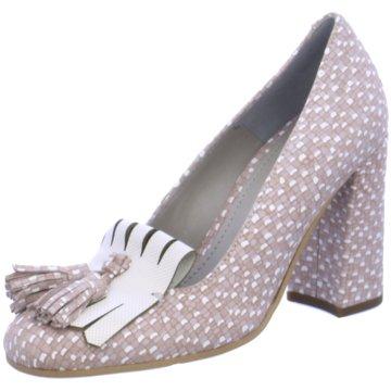Maripé Modische High Heels rosa