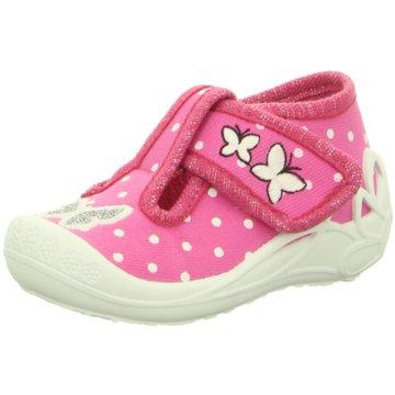 Fischer Schuhe Kleinkinder Mädchen rosa