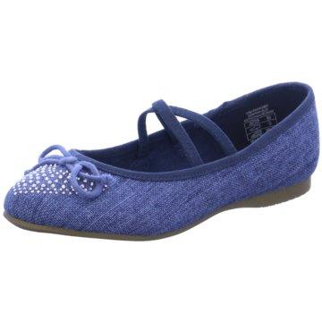 Indigo Ballerina blau