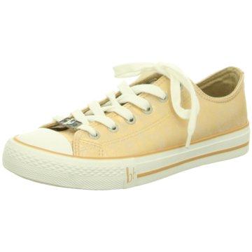 I love Candies Sneaker Low beige