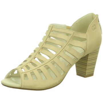 Gerry Weber Komfort Sandale beige