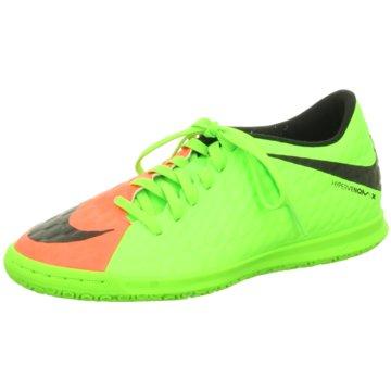Nike Hallen-Sohle grün
