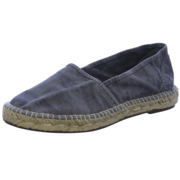 Natural World Eco Espadrille grau
