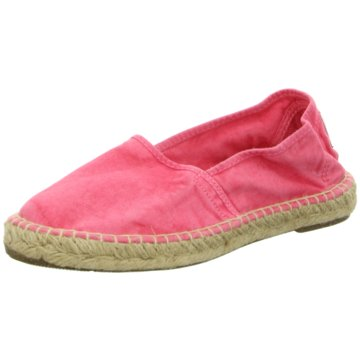 Natural World Eco Espadrille rot