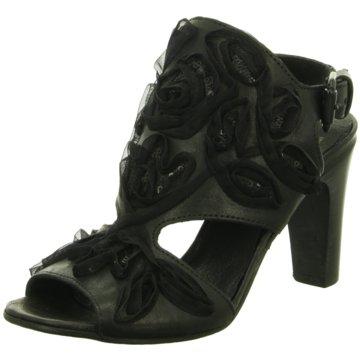 Mimmu Modische Sandaletten schwarz