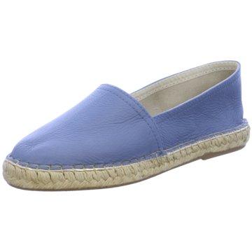 maypol Espadrille blau