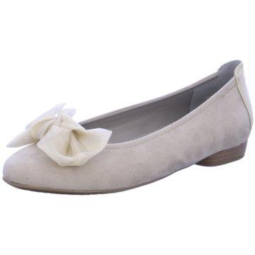 Jenny Klassischer Ballerina grau