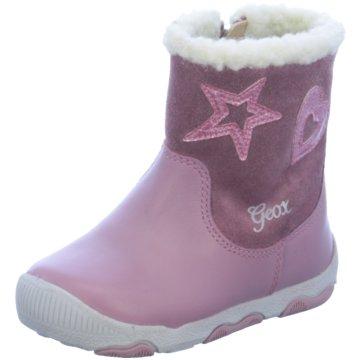 Geox Winterboot pink