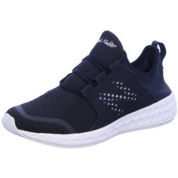 New Balance Sportlicher Slipper schwarz