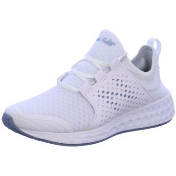 New Balance Sportlicher Slipper weiß