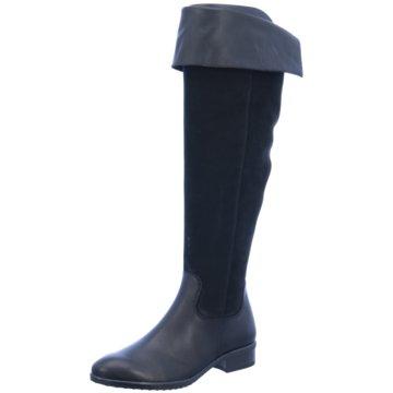 Caprice Overknee Stiefel schwarz
