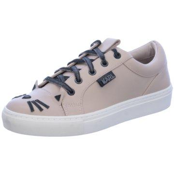 Karl Lagerfeld Sneaker Low beige