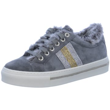 Alpe Woman Shoes Sneaker Low grau