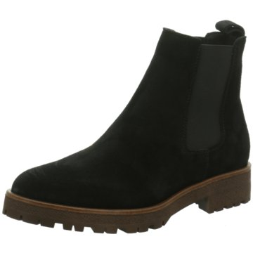 Alpe Woman Shoes Chelsea Boot schwarz