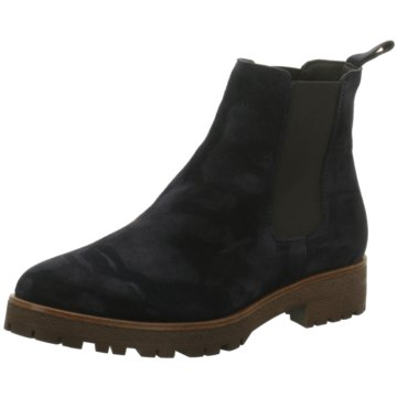 Alpe Woman Shoes Chelsea Boot blau