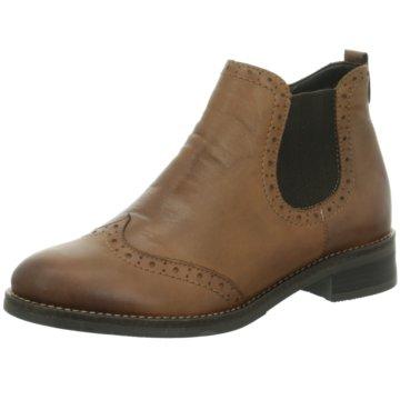 Remonte Chelsea Boot braun