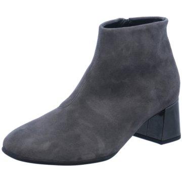Gabor Klassische Stiefelette grau