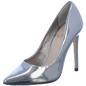 La Strada Modische Pumps grau