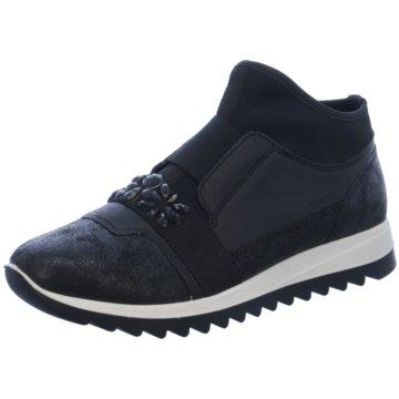 Igi&Co Sportlicher Slipper schwarz