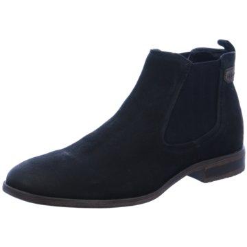 Bugatti Chelsea Boot schwarz