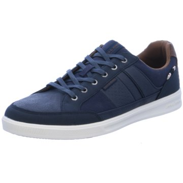 Jack & Jones Sneaker Low blau