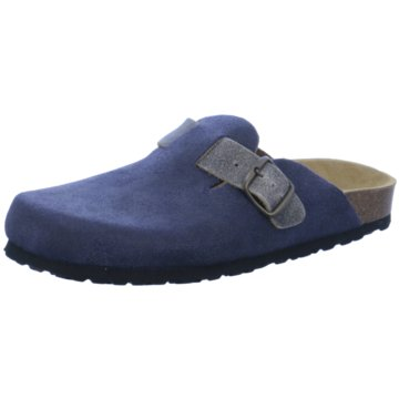 Esca Pantolette blau
