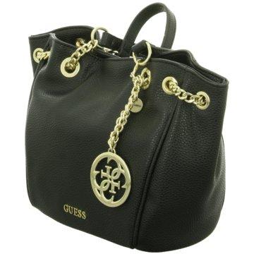 Guess Handtasche schwarz