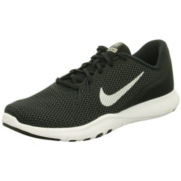 Nike W NIKE FLEX TRAINER 7,BLACK/METALLI