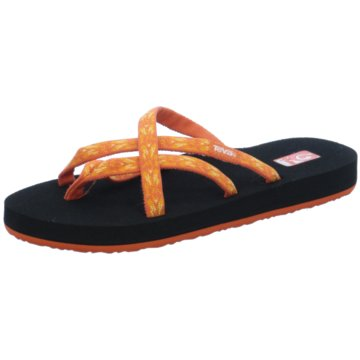 Teva Zehentrenner orange