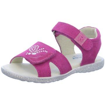 Richter Offene Schuhe pink