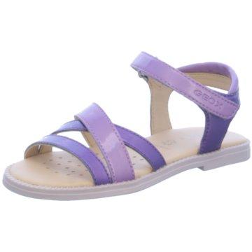 Geox Sandale lila