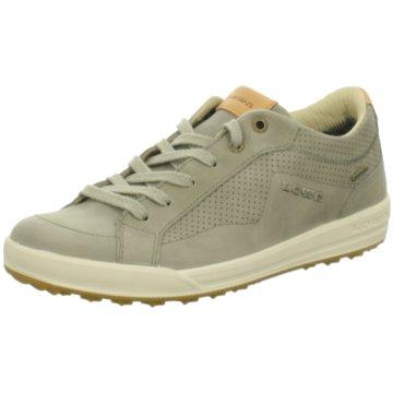 LOWA Sneaker Low oliv