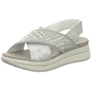 Igi&Co Komfort Sandale grau