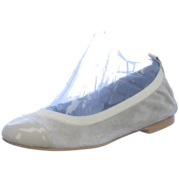 Lusar Klassischer Ballerina grau