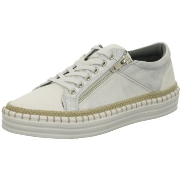 La Strada Modische Sneaker weiß