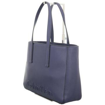Calvin Klein Taschen blau