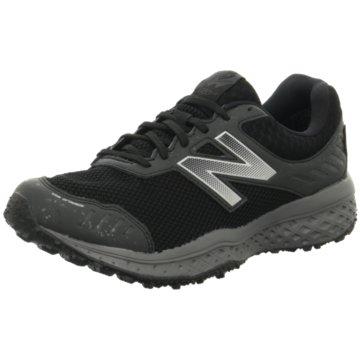 New Balance Outdoor Schuh schwarz