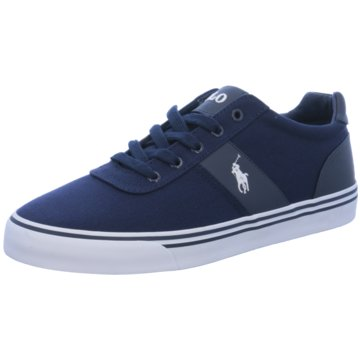 Lauren by Ralph Lauren Sneaker Low blau