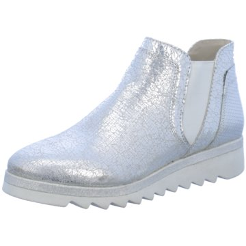 Julia Grey Chelsea Boot silber