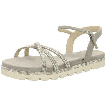 Julia Grey Sandale grau