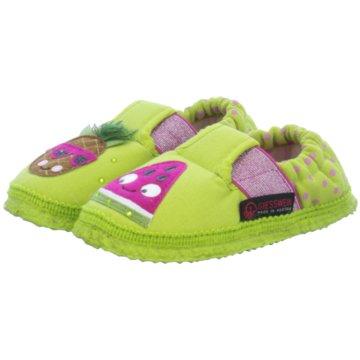 Giesswein Kleinkinder Mädchen grün