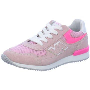 Vado Sneaker Low rosa