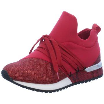 La Strada Modische Sneaker rot