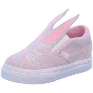 Vans Kleinkinder Mädchen rosa