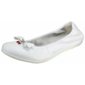 Primigi Faltbarer Ballerina weiß