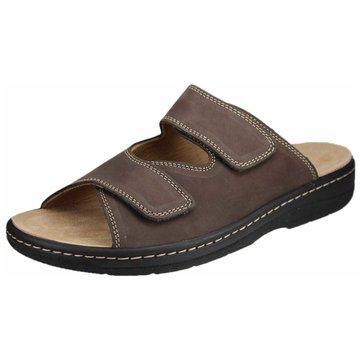 Portina Komfort Sandale braun
