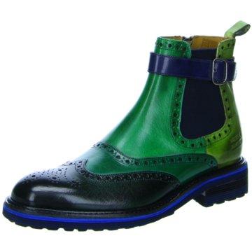 Melvin & Hamilton Chelsea Boot grün