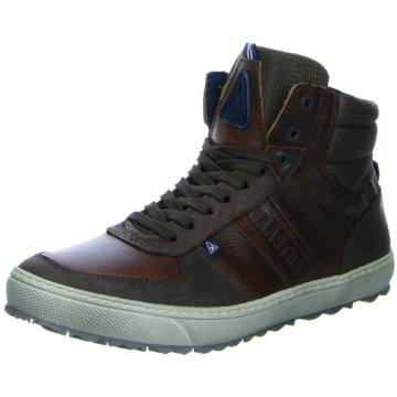 Gaastra Sneaker High braun