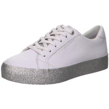 Tommy Hilfiger Modische Sneaker weiß