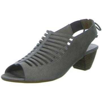 Paul Green Komfort Sandale grau